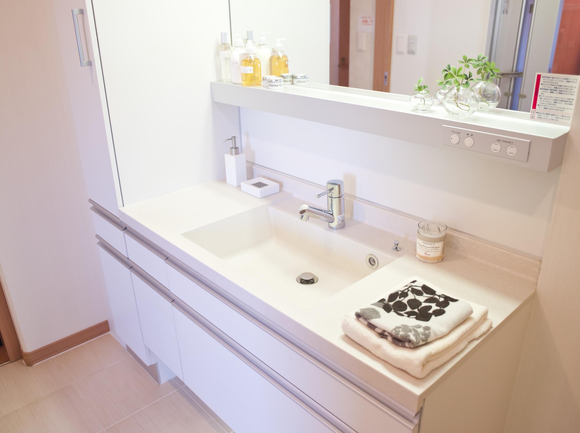 事例多数掲載!色んな種類の洗面台交換のリフォーム費用が分かる!