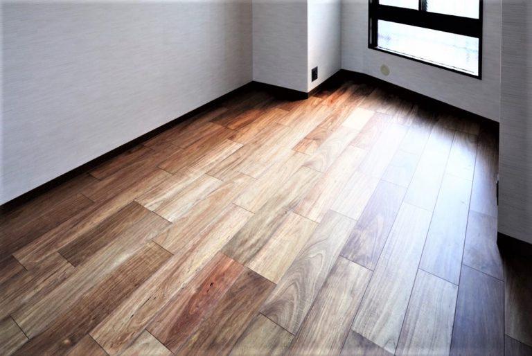 クロス張替えも!6畳のカーペットからフローリングへの張替え/京都市中京区