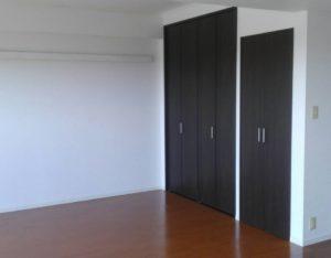 50万円弱!マンションで和室を洋室にしてリビングと一体にするリフォーム事例/神奈川県
