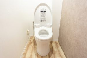 TOTOの一体型トイレ「GG-800」へのリフォーム事例
