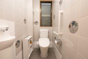 手洗い器付き!和式トイレから洋式トイレへのリフォーム事例