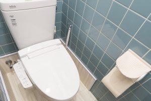 費用を抑えて和式トイレを洋式トイレにリフォームした事例/京都市北区