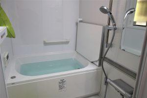 長屋の在来浴室のユニットバスリフォーム事例/京都市東山区