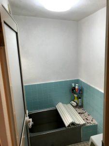 タイルのお風呂からユニットバスへ!洗面所もリフォーム/京都市東山区