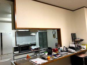 人造大理石が評判!トクラス「Bb」へのキッチンリフォーム/京都市右京区