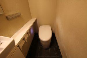 TOTO「ネオレストRH1」へのタンクレストイレ交換事例/京都市東山区