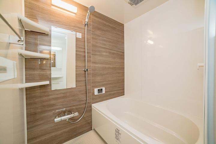 100万円以内のマンションのお風呂・洗面所リフォーム事例