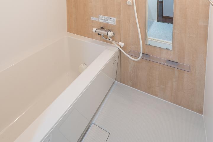 パナソニックのスタンダードお風呂・洗面台へのリフォーム事例/大阪府
