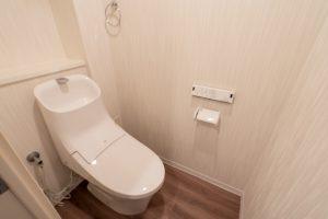 掃除がしやすい!リクシル「アメージュZA」へのトイレ交換事例/京都市下京区