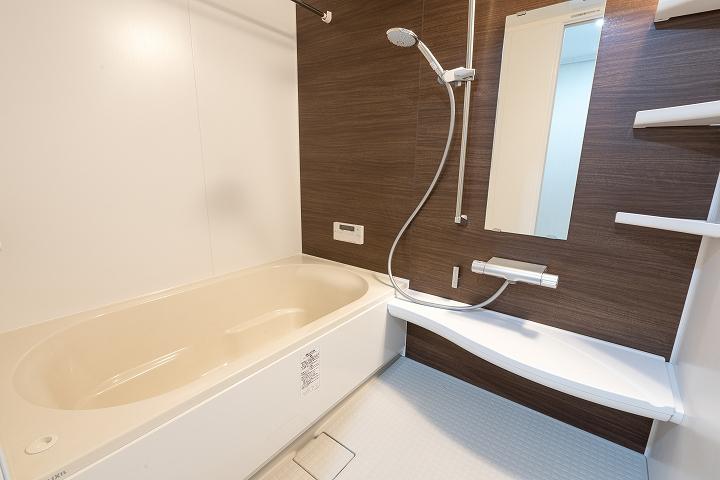 浴室暖房乾燥機付き!マンションのお風呂と洗面所のリフォーム事例/京都市下京区