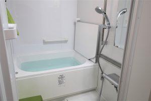 在来浴室のお風呂と土壁の洗面所リフォーム事例/京都市東山区