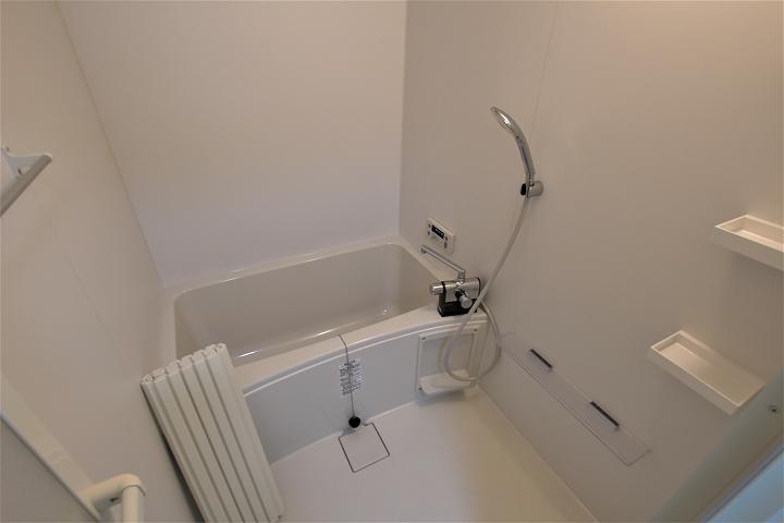 費用を抑えたマンションのお風呂と洗面所リフォーム事例/京都市西京区