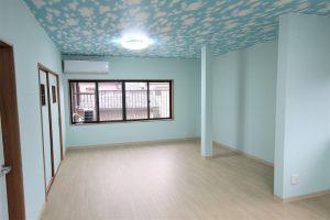和室2部屋を子供部屋の洋室にリフォーム事例/京都市伏見区