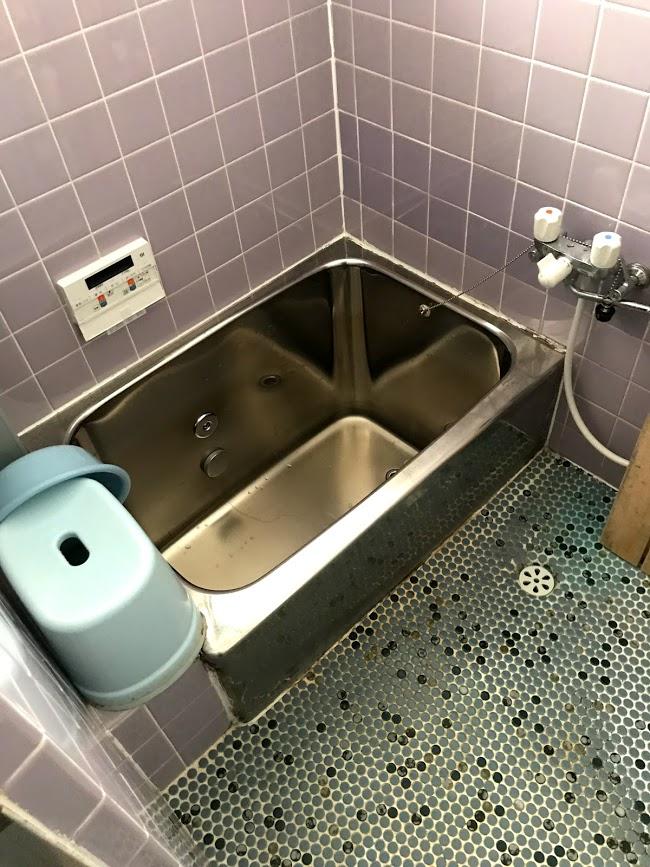 在来浴室とは?