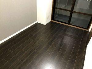 照明はダウンライトに!マンションの5畳洋室リフォーム事例/京都市下京区