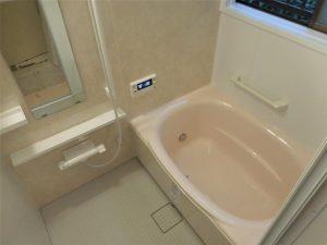 古いタイルの浴室からユニットバスへのリフォーム事例