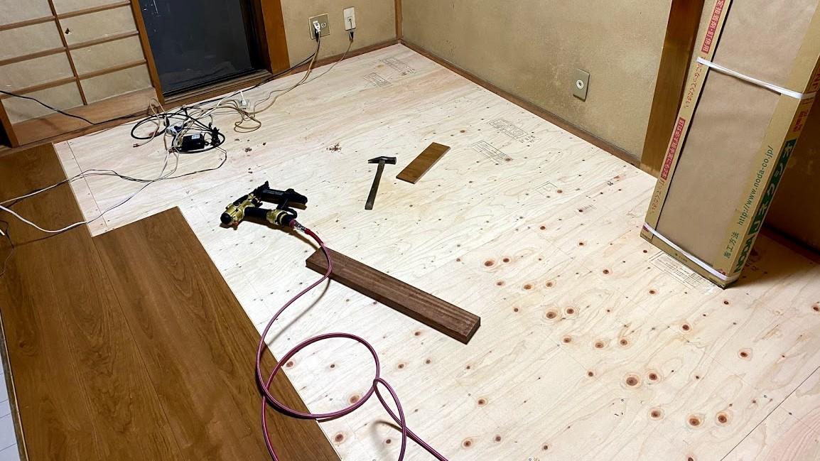 【知らなきゃ損】戸建てで畳からフローリングへの張替え2つの方法とは?