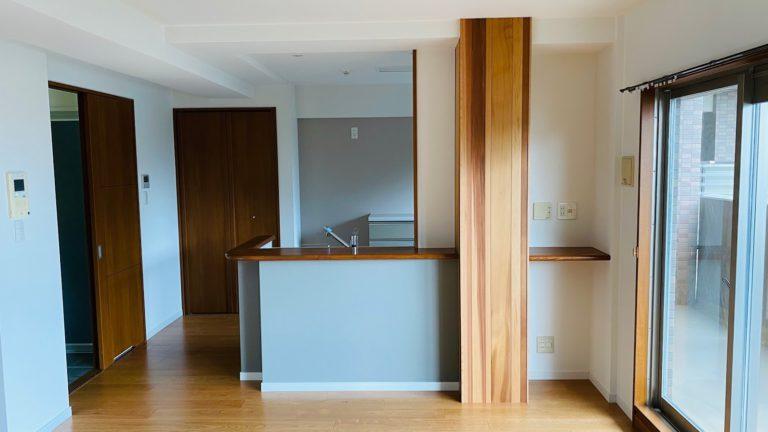 床暖房も張替え!床材にこだわったマンションフルリフォーム事例/京都市中京区