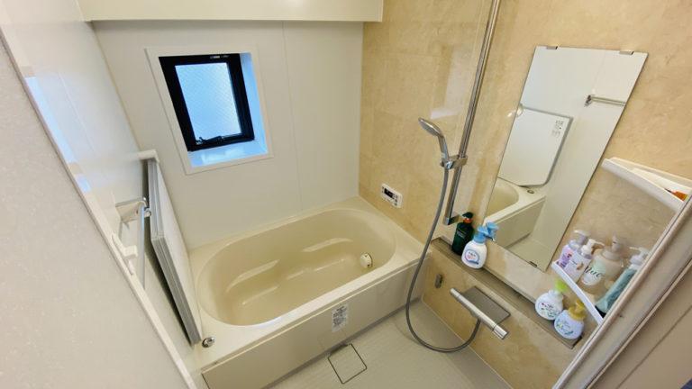 浴室・洗面所のリフォーム!マンションユニットバスのサイズアップ事例/京都市上京区