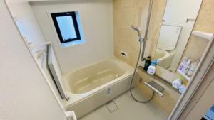 1216から1316にサイズアップ!マンションの浴室リフォーム/京都市上京区