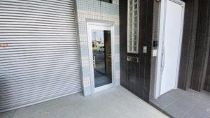 お客様用出入り口を新設するリフォーム工事/京都市西京区
