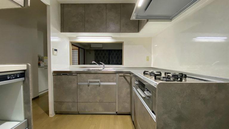 水回りを重視した300万円台でのマンションフルリフォーム事例/京都市山科区